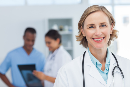 a picture of a female GP in Bondi Junction